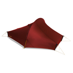 Nordisk Telemark 1 Ultra Light Weigt Tent red